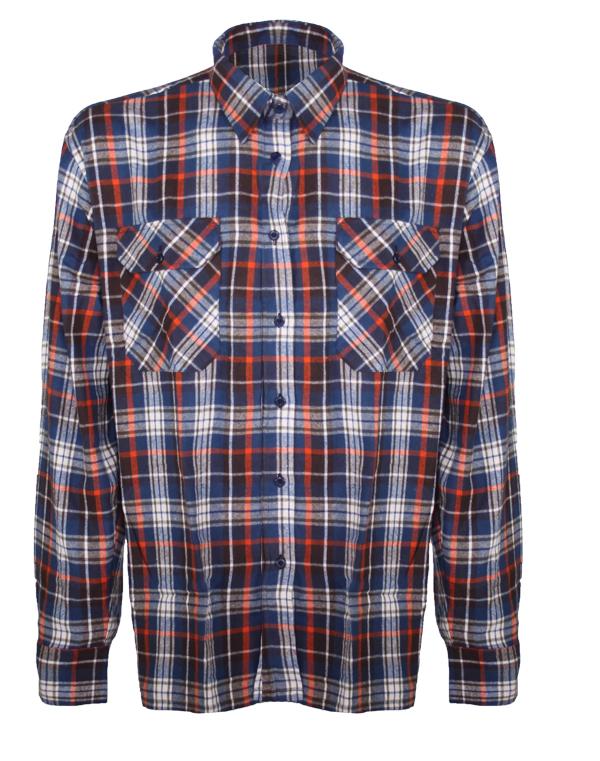 storvik-dawson-flannel-blouse-des2-1-navy-oranje