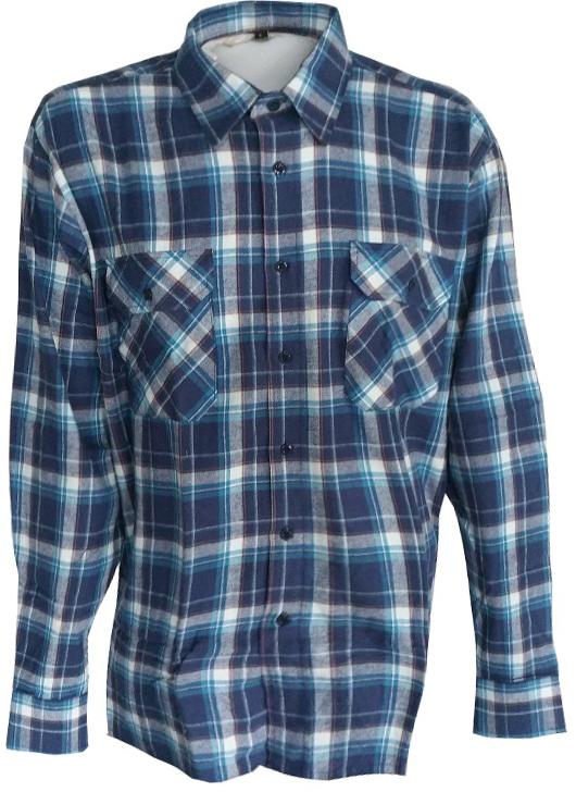 storvik-dawson-flannel-blouse-voor-des2-navy-lichtblauw