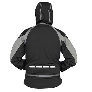 storvik-delaware-softshell-werkjas-zwart-achter