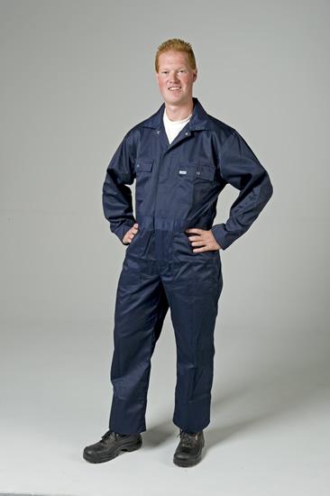 polyester katoen overall aanbieding terwijn