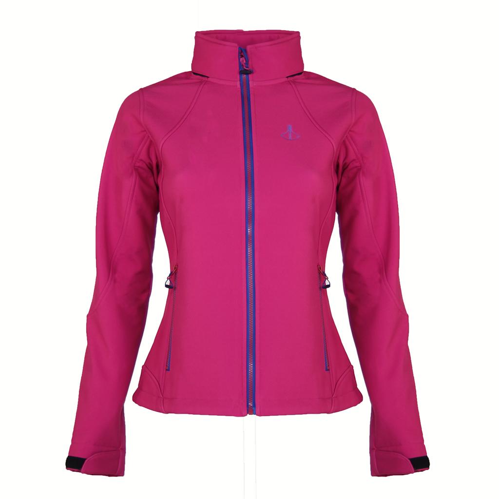 bjornson-mona-softshell-jas-dames-fuchsia-roze